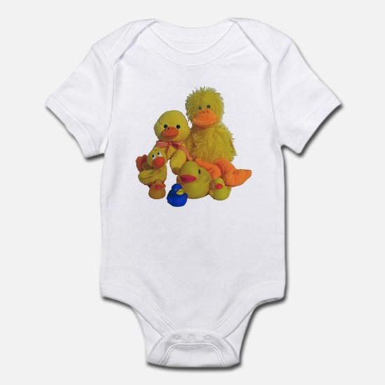 Bunch of Ducks Infant Creeper
