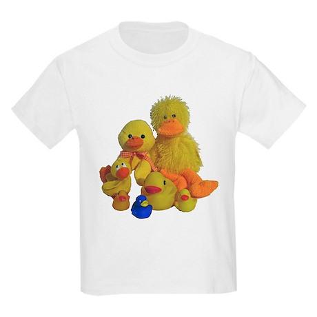 Bunch of Ducks Kids T-Shirt