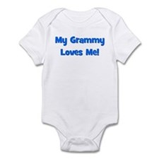 My Grammy Loves Me! Infant Bodysuit