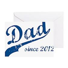 dad2 Greeting Card