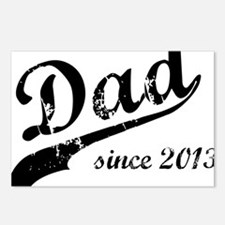 dad13 Postcards (Package of 8)