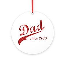 dad132 Round Ornament