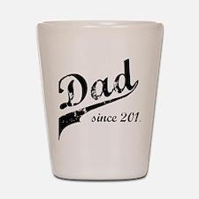 dad Shot Glass