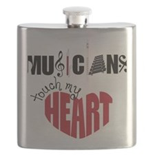Touch My Heart Flask