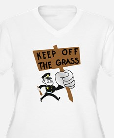 Keep off the grass T-Shirt