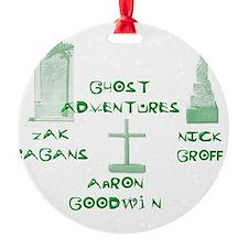 Ghost Adventures Ornament