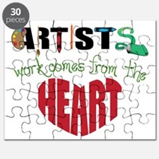 From The Heart Puzzle
