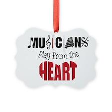 Musicians Ornament