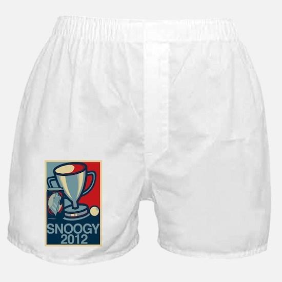 Snoogy 2012 Boxer Shorts