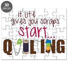 Start Quilting Puzzle