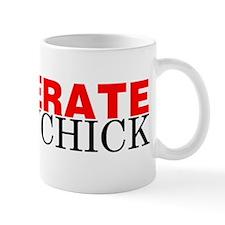 Desperate Hornychick Mug