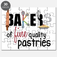 Fine Quality Pastries Puzzle