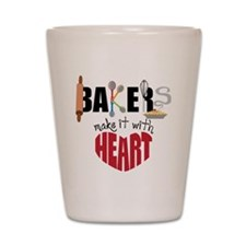 Bakers Shot Glass
