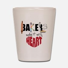 Bakers Shot Glass