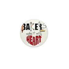 Bakers Mini Button