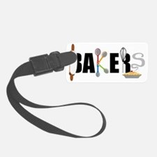 Bakers Luggage Tag