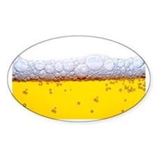 Beer Bubbles Decal