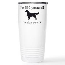 80 birthday dog years golden retriever 2 Travel Mu