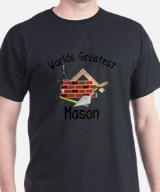 Worlds Greatest Mason T-Shirt