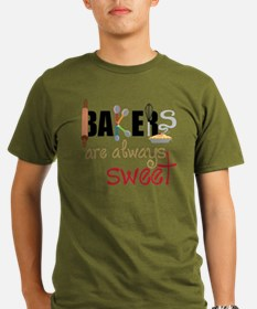 Bakers Are Always Swe T-Shirt
