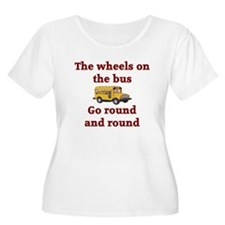 The Wheels On The Bus T-Shirt