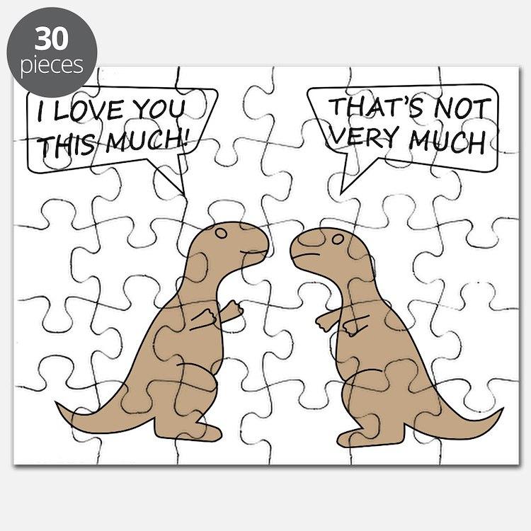 T-Rex Feelings, Hilarious Puzzle