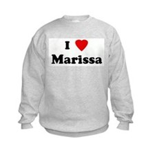 I Love Marissa Jumpers