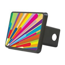 Color Explosiion Hitch Cover