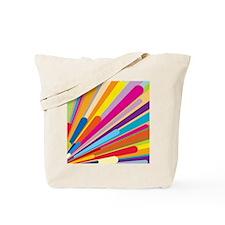 Color Explosiion Tote Bag