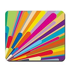 Color Explosiion Mousepad