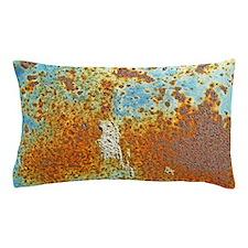 Rust Texture Pillow Case
