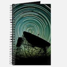 Jodrell bank radio telescope Journal
