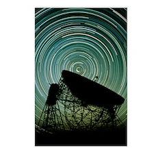 Jodrell bank radio telesc Postcards (Package of 8)