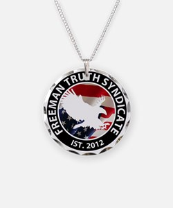 Freeman Truth Syndicate Logo Necklace