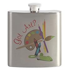 Got Art Flask