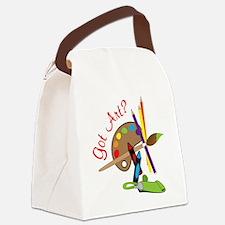 Got Art Canvas Lunch Bag