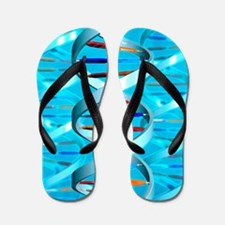 DNA helices Flip Flops