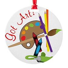 Got Art Ornament