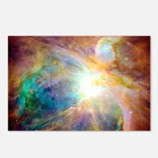 Space Galaxy Postcards (Package of 8)