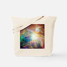 Space Galaxy Tote Bag