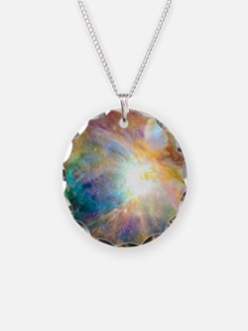 Space Galaxy Necklace