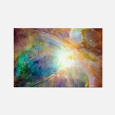 Space Galaxy Rectangle Magnet