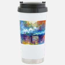 Monet Charing Cross Bri Travel Mug