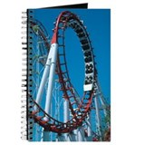 Amusement park Journals & Spiral Notebooks