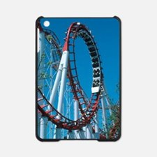 Loop section of a rollercoaster rid iPad Mini Case