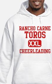 Rancho Carne Cheerleading Hoodie