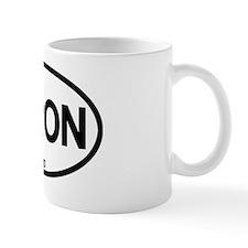 Heron Island Mug