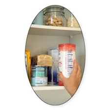 Kitchen cupboard Decal