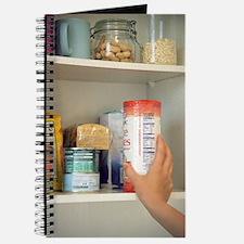 Kitchen cupboard Journal