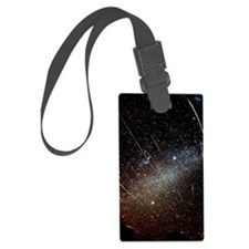 Leonid meteors Luggage Tag